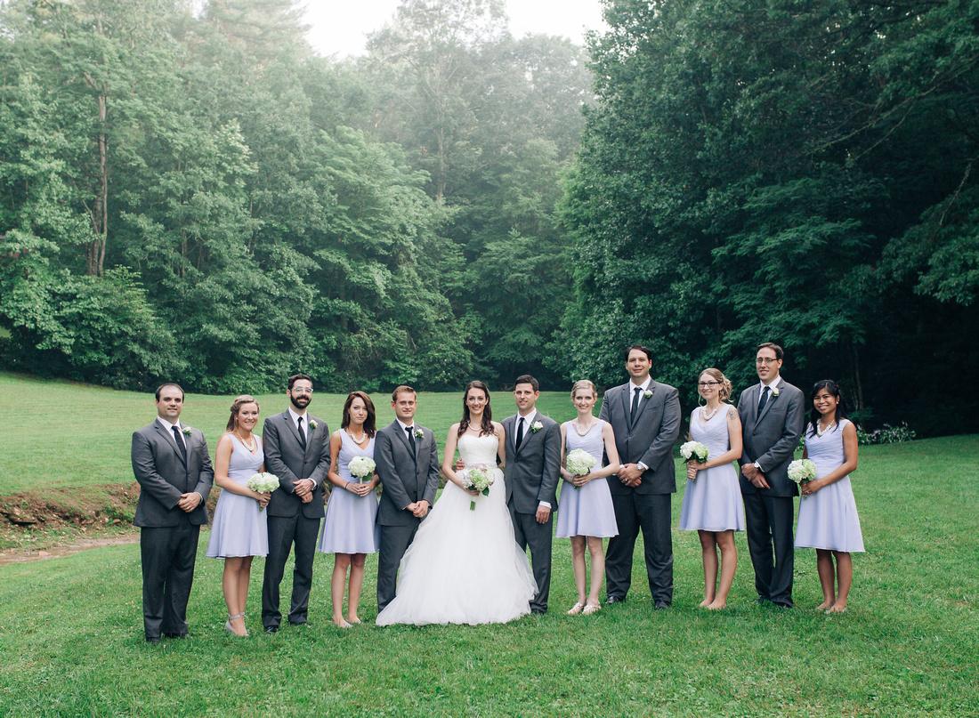 Blue ridge mountains wedding, nc wedding photographer, asheville nc wedding photographer, spruce pine wedding, mountains of NC