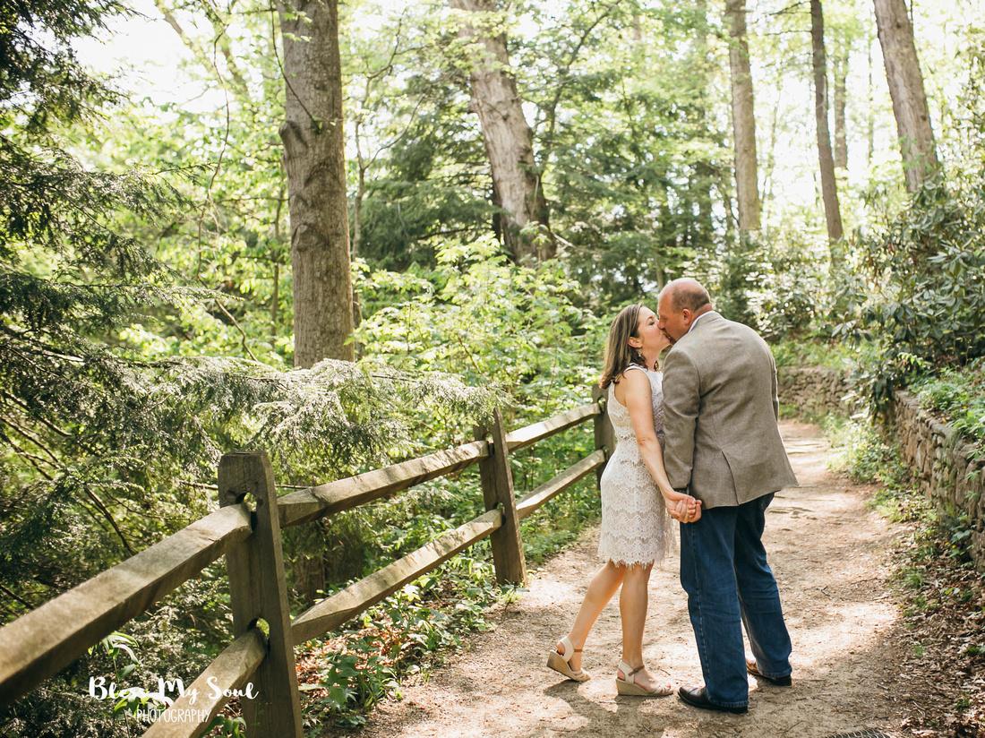 Blue Ridge Love Stories, Asheville NC Engagement Photographer, Mountain Bride, NC Bride, Engagement photographer, Marion NC photographer, Botanical Gardens, Asheville Bride