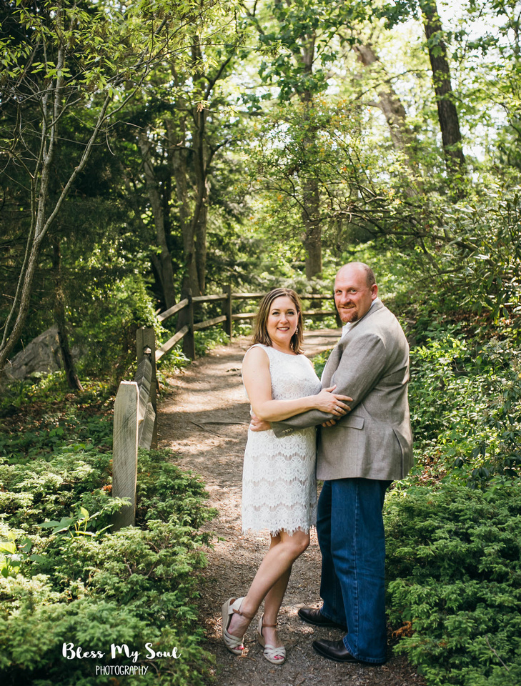 Blue Ridge Love Stories, Asheville NC Engagement Photographer, Mountain Bride, NC Bride, Engagement photographer, Marion NC photographer, Botanical Gardens, Asheville Bride