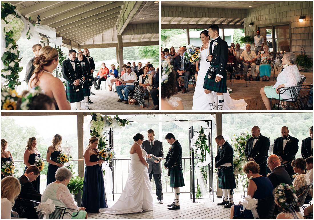 Mountain Glen Wedding, Newland NC, Blue Ridge Wedding, Mountain Wedding, NC Wedding Photographer